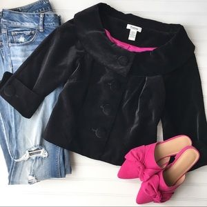 Jackets & Blazers - Cambridge Dry Goods Velvet Jacket